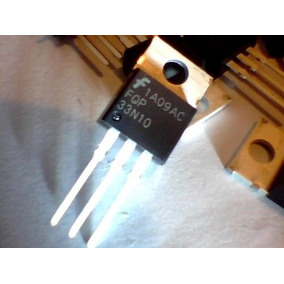 Transistor Fqp 33n10 Original