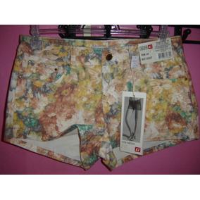 Shorts Jeans Feminino Tam 42 E 44
