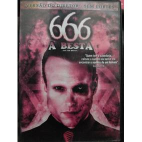 dvd 666 - a marca da besta