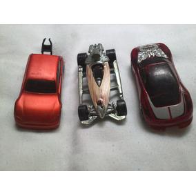 Kit 3 Hot Wheels - Com Pequenos Defeitos