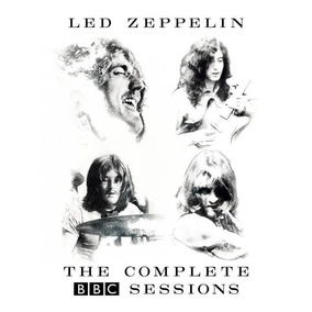 Led Zeppelin Box Bbc Sessions 2016 Europa 5 Lp Nueva Cerrada