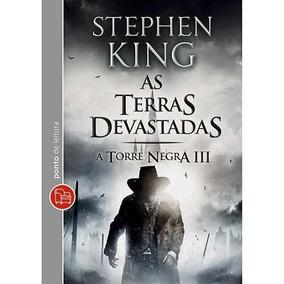 As Terras Devastadas. A Terra Negra 3. Livro De Stephen King