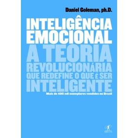 Inteligência Emocional Livro Daniel Golem