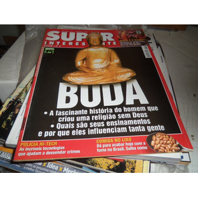 Revista Super Março 2002 Buda Ref 23