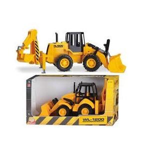 Maquina Escavadeira Wl 1200 De Brinquedo Frete Gratis
