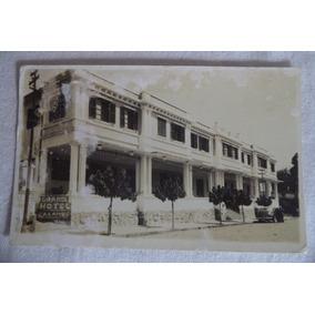 Cartão Postal Grande Hotel Caxambú