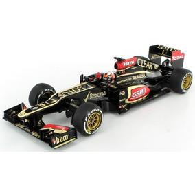 K. Räikkönen Lotus E21 7 Vencedor Austrália Gp F1 Minichamps