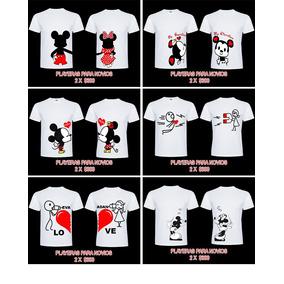 dccfdc2e0c986 Camisetas Personalizadas Para Novios en Mercado Libre México