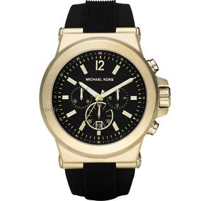Relógio Michael Kors Mk8325 Dourado Original Frete Grátis. c30cb4211d