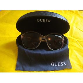 be4221eadafc0 Óculos Escuros Guess Aviator Original -guf 126 - Mais Barato. Usado · Óculos  Guess Gu7096. R  230