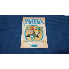 Hq Disney - Pateta Faz História Nº 2 - Cristovao Colombo
