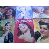 Cine Hollywood Antiguas Revistas Años 20