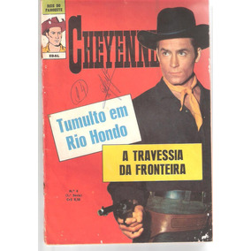 *ock*gibi Cheyenne - Nº 8 -ebal-1970