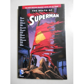Comic The Death Of Superman Doomsday La Muerte De Superman