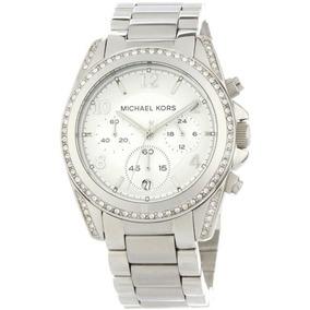 Relogio Mk 6062 Feminino Prata - Relógios De Pulso no Mercado Livre ... eb20f096a8