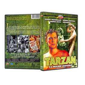 Tarzan E A Mulher Leopardo Frete Gratis