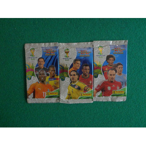 Envelope Adrenalyn Fifa World Cup Copa 2014 Panini