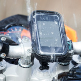Super Holder Universal Bicicleta Y Motocicleta Contra Agua