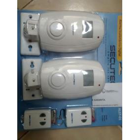 Sistema De Alarmas Digital Inflarojo De 2 Zonas Secutech