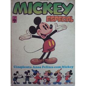 Mickey Especial: Cinquenta Anos Com Mickey