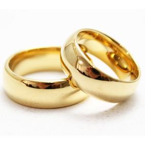 08ddd794486 Alianças de Casamento Folheada a Ouro em São Paulo no Mercado Livre ...