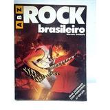 Abz Rock Brasileiro Marcelo Dolabela Livro Ótimo Estado