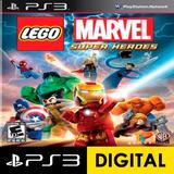 Lego Marvel Super Heroes Ps3 .