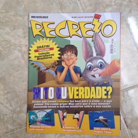 Revista Recreio 874 8/12/2016 Mito Ou Verdade Alimentos