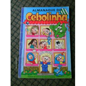 Almanaque Do Cebolinha N. 18 - Editora Globo