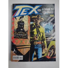 Gibi Tex Nº 444 A Dama Do Colorado