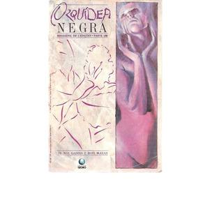 Orquídea Negra - Partas 1 E 2 De 3 - 1989 - Ed. Globo