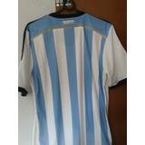 Camisa Argentina adidas 2014