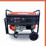 Grupo Electrogeno Generador Daewoo Gd6000e 6,7kva Max Arr El