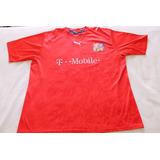 Camisa República Tcheca 2006 Original Puma Ler Anúncio Cech