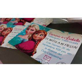 50 Invitaciones Para Piñata