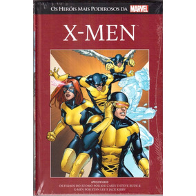 Col Herois + Poderosos Marvel 10 - X Men - Novo/lacrado