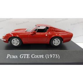 Carros Inesquecíveis Puma Gte Coupe 1973