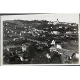 Cartão Postal Antigo Videira Santa Catarina Panorama