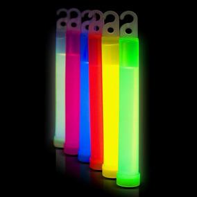 30 Barras Neon Glow Stick Cyalume Fiestas Eventos
