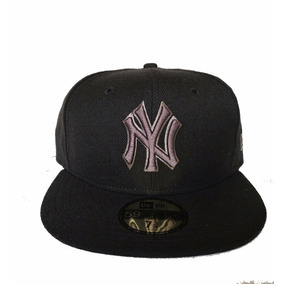 Gorra New Era Original 32 Yankees Gris negro en Mercado Libre México e51b627201c
