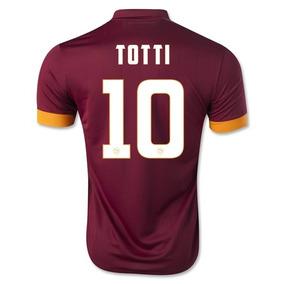 Estampado Numero Roma Italia 10 Totti - Estampados Oficiales