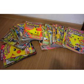 Lote De Revistas Pokemon Evolution- Oficiais Frete Gratis