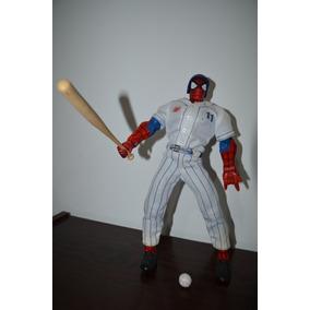 Spider Man Adventure Hero Baisball - Raro - Anos 90