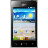 Lg Optimus L5 E612 - 5mp, 3g, Wi-fi,android 4.0, De Vitrine