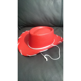 25 Sombrero Toy Story Vaquero Woody Jessy Adutlo Rojo Cafe 8ee4b3f6ee4