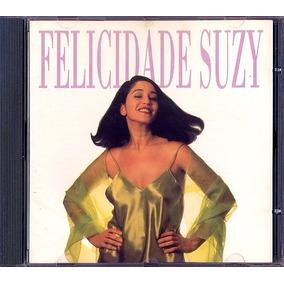 Felicidade Suzy Cd 1994 Frete Grátis