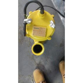 Bomba Sumergible Para Agua Sucia 3 Hp