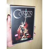 Dvd Conan O Bárbaro Duplo - Arnold Schwarzenegger - Lacrado!