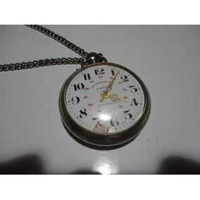 0820fc10968 Antigo Relógio De Bolso Roskopf Regulador D G - Relógios no Mercado ...
