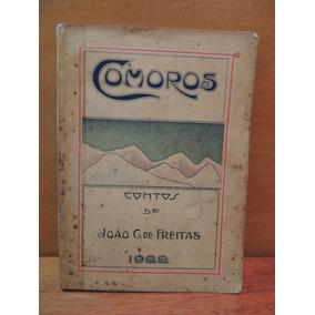 Livro Comoros Contos De João G. De Freitas